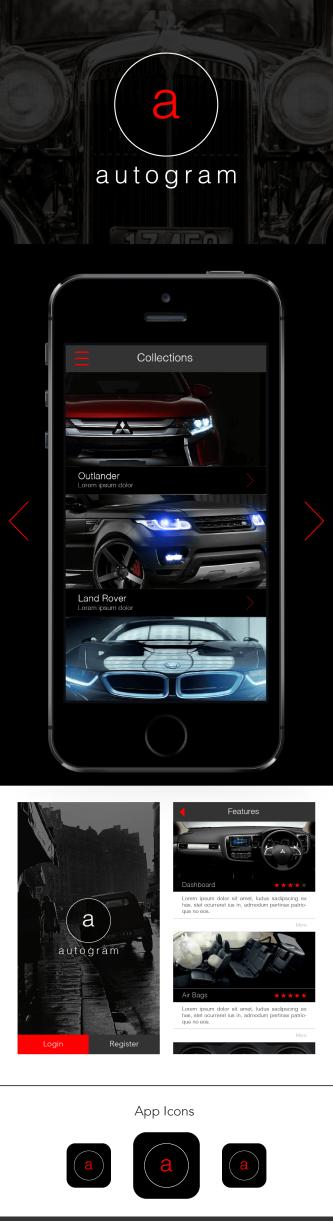 Autogram - iOS App