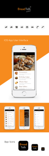 Bread Talk - iOS App