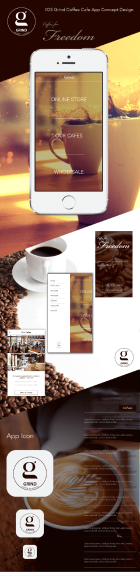 Coffee - iOS App