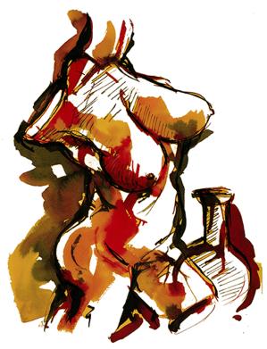 Clay Pottery-2009