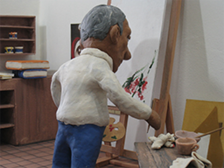 picasso_with_guernica_clayanimation_3
