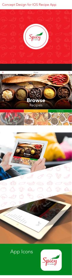 Spicy - iOS App